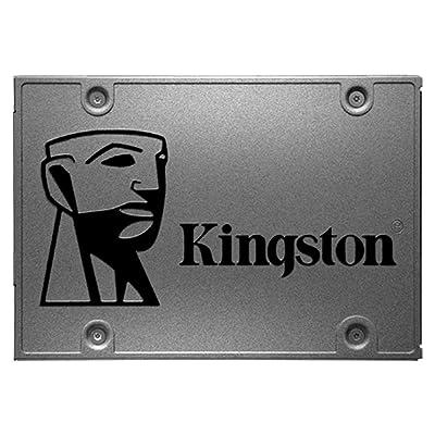 【1日まで】Kingston 2.5インチ 240GB SSD SATA3 TLC 3年保証 SA400S37/240G 送料込3,320円 120GB 送料込2,216円