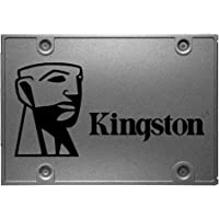 SSD A400, Kingston, SA400S37/240G, Cinza