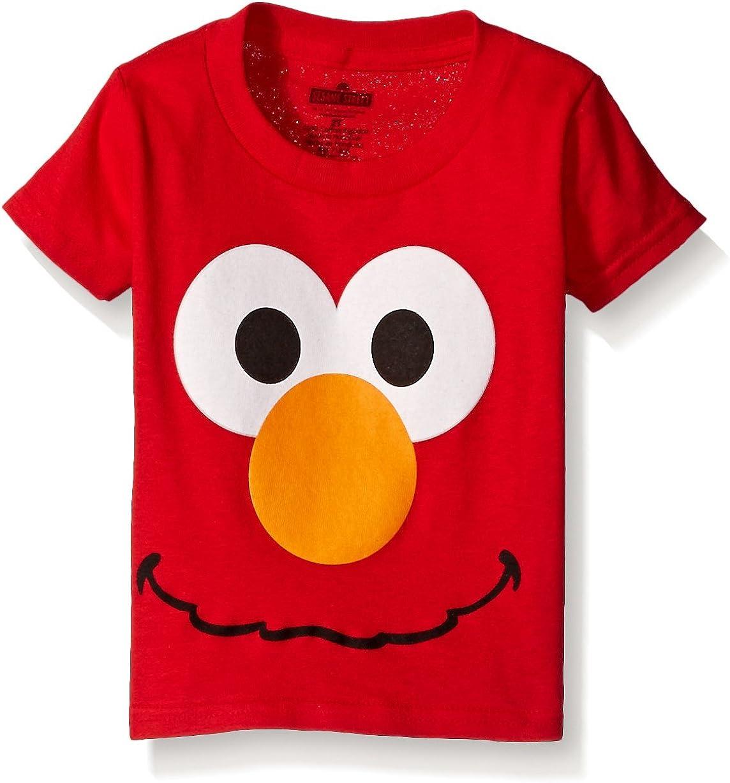Sesame St Boys Short Sleeve T-Shirt
