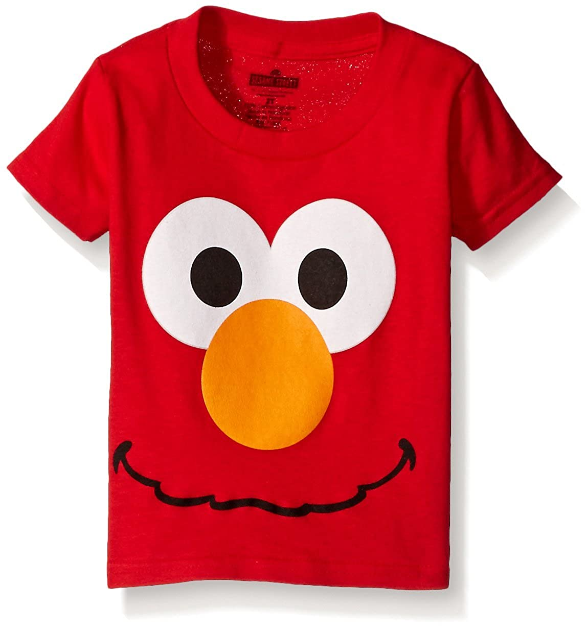 Sesame St Boys' Short Sleeve T-Shirt Freeze Children's Apparel ITSD044-02T