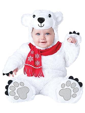 79003432bd77 Amazon.com  InCharacter Costumes Baby s Lil  Polar Bear Costume ...