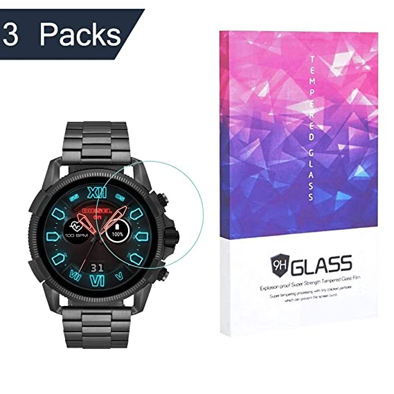 Amazon.com: Tempered Glass Screen Protector foreaya 9H ...