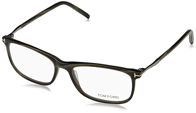 5dade2cc9471 Image Unavailable. Image not available for. Color  Tom Ford Unisex Ft5398  55Mm Optical Frames