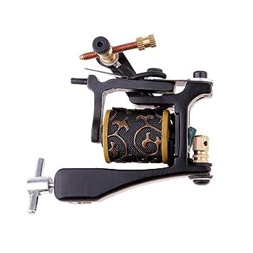Amazon.com: Homyl Single Copper Coil Shader Liner Tattoo Machine: Beauty