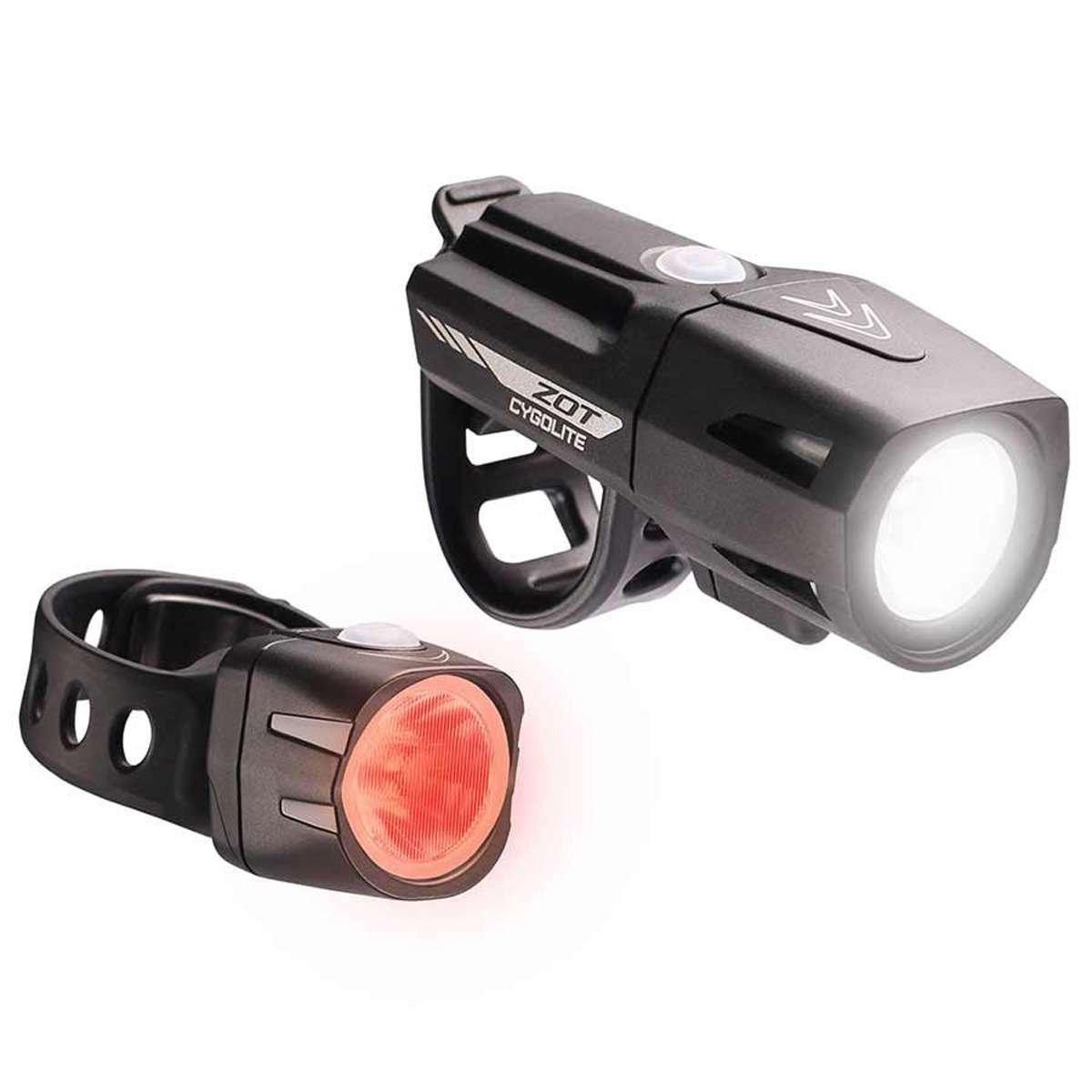 Cygolite Bike Light 450 Lumen USB Rechargeable Streak 450