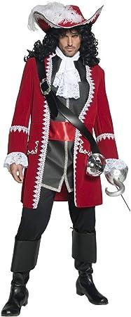 Adulti Da Uomo Pirata BUCCANEER SPADA FANCY DRESS