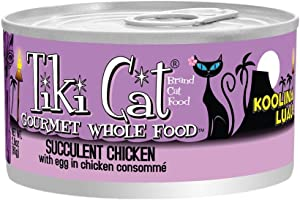 Tiki Pet Foods Cat Consomme Canned Cat Food