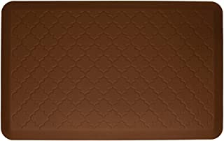 product image for WellnessMats MT32WMRBRN Floor mat, 36 Inch by 24 Inch, Brown