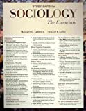 Sociology : The Essentials, Andersen, Margaret L. and Taylor, Howard F., 0495812927