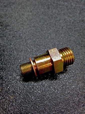 Volkswagen TDI Braided Turbo Feed Line ALH BEW Garrett VNT-15 VNT-17