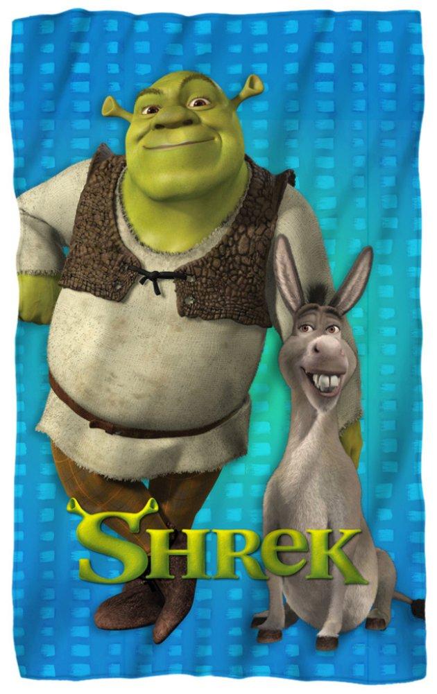 Shrek - Pals Fleece Blanket 35 x 57in