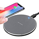TIANYI Wireless charger,10W phone Wireless Charging Pad 2020 Upgraded version ,Compatible with iphone 11/11 Pro/11 Pro…
