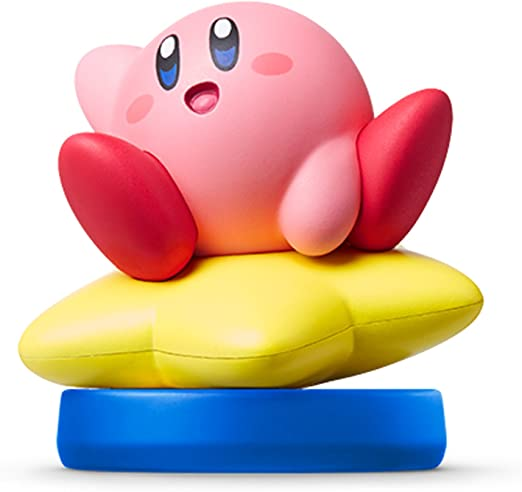 Amiibo Kirby - Kirby: Planet Robobot series Ver. [Wii U ...