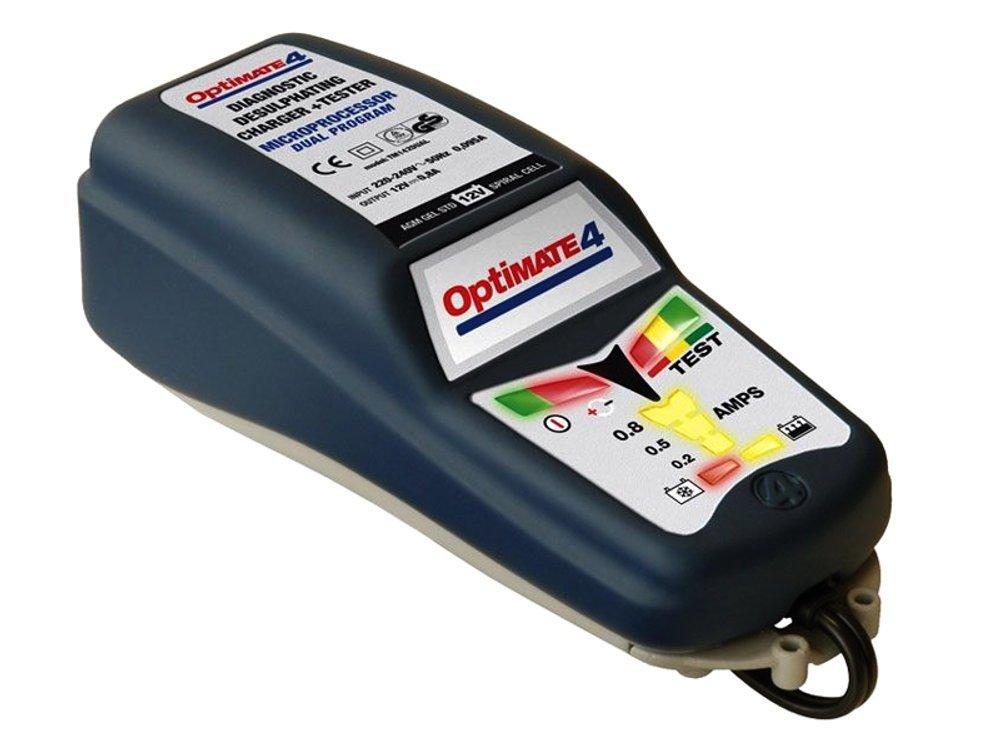 OPTIMATE Cargador de bater&iacute 4-Dual (398 –  033) TecMate p1173