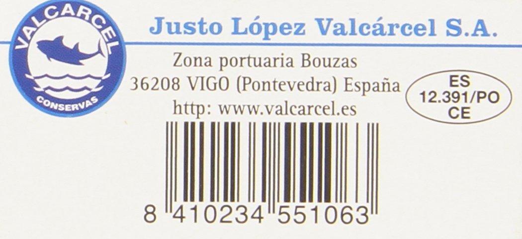 Vigilante Mejillones En Escabeche, Rias Gallegas - 70 g: Amazon.es: Amazon Pantry