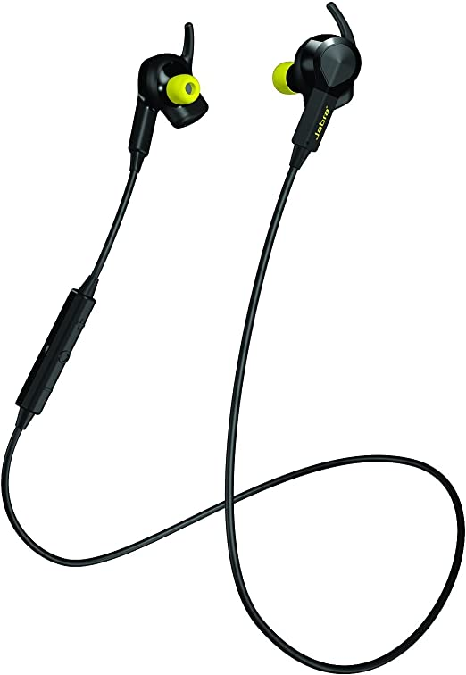 Amazon Com Jabra Sport Pulse Wireless Bluetooth Stereo Headset With Built In Heart Rate Monitor