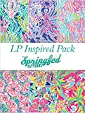 LP Inspired Craft Vinyl Pattern Pack #1 Six Patterns 12x12!