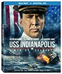 Cover Image for 'USS Indianapolis: Men Of Courage [Blu-ray + Digital HD]'