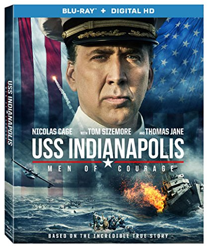 USS Indianapolis: Men Of Courage [Blu-ray + Digital HD]