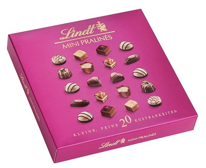 Lindt, Pralinés y trufa de chocolate - 100 gr: Amazon.es ...
