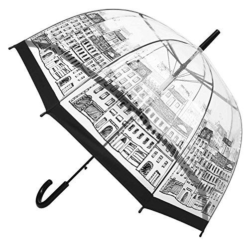 Rainlax Bubble Umbrella Transparent Umbrellas