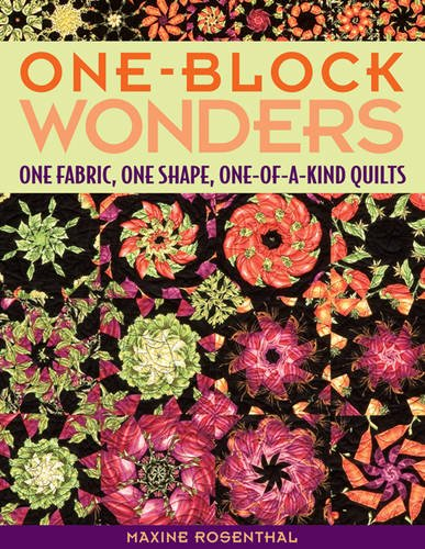 OneBlock Wonders: One Fabric One Shape OneofaKind Quilts