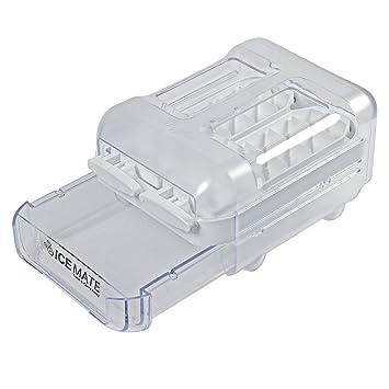 Wpro ICM101 ORIGINAL Eiswürfelbereiter Eiswürfelfach ICE MATE Twist U0026 Carry  Away Kühlschrank Gefrierschrank Auch Whirlpool Bauknecht