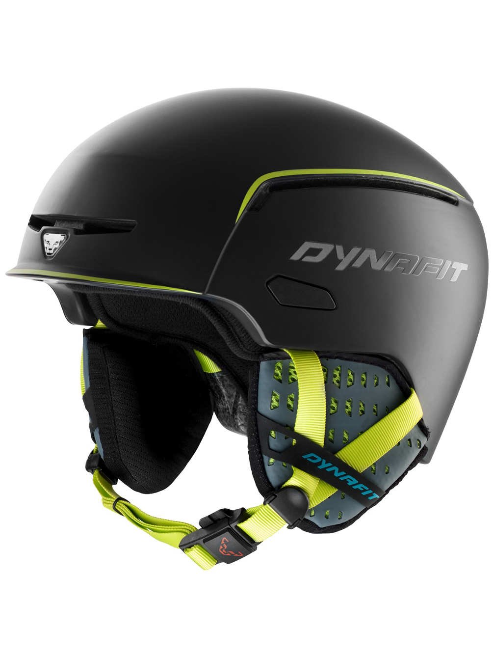 Dynafit Beast MIPS Helmet - Black/Cactus