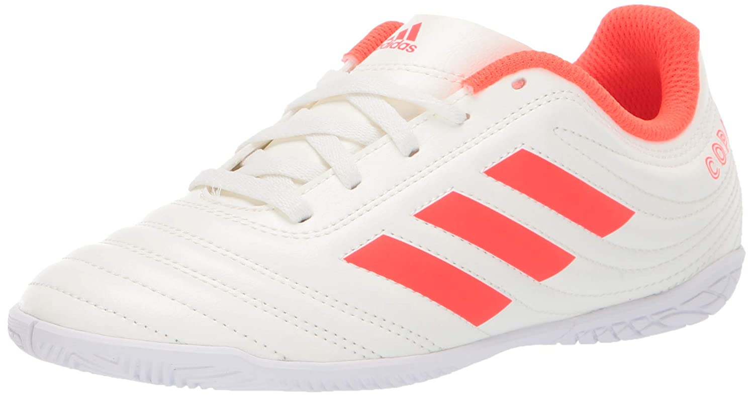 b65a16f78 adidas Kids  Copa 19.4 Indoor Soccer Shoe · adidas Kids  Copa 19.4 Indoor Soccer  Shoe.  28.00. adidas Kids Unisex Predito LZ TRX FG (Little Kid Big ...