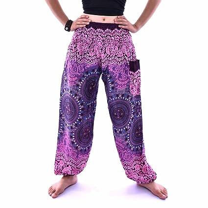 bd52a0c785b Amazon.com   Yoga Harem Pants