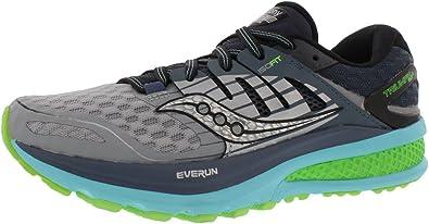 Saucony Triumph ISO 2 W - Entrenamiento y Correr Mujer: Saucony: Amazon.es: Zapatos y complementos