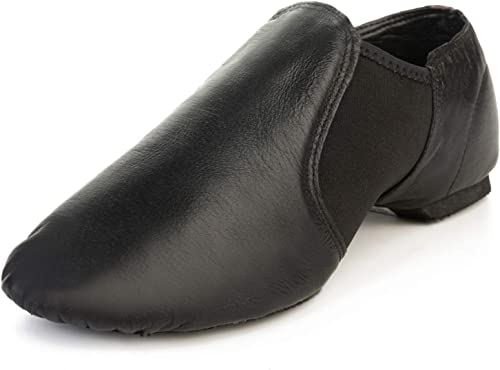 Centipede Demon Womens and Mens Leather Upper Jazz Shoes