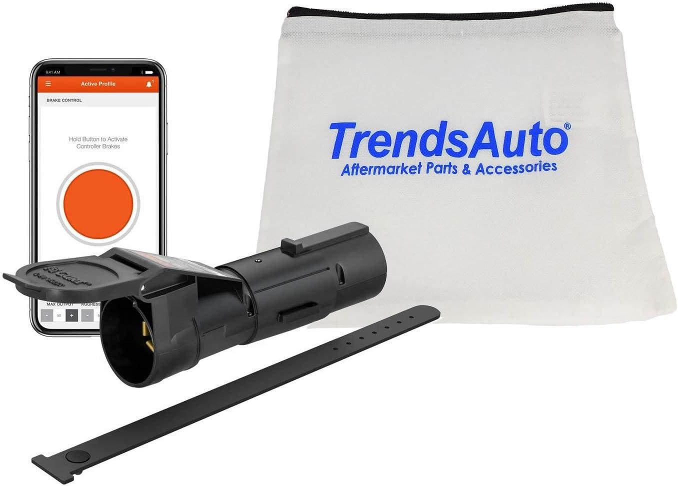 Curt 51180 Echo - Best Electric Trailer Brake Controller