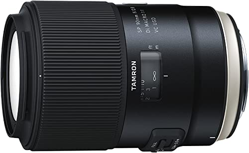 Tamron AFF017C700 SP 90mm F/2.8 Di VC USD Macro for Canon