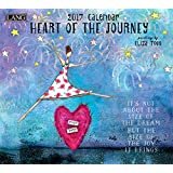 Lang 2017 Heart Of The Journey Wall Calendar, 13.375x24-Inch