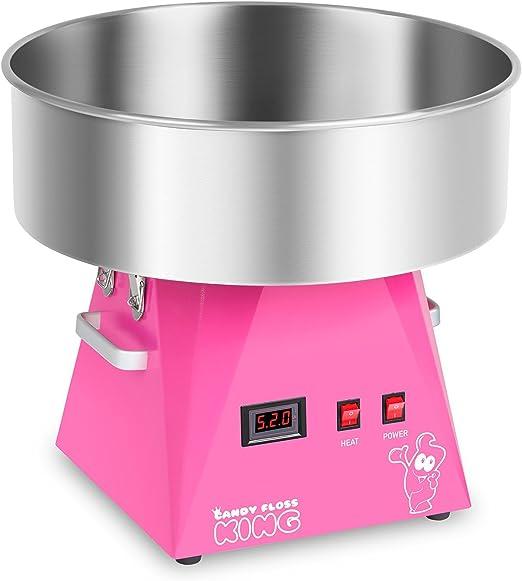 Royal Catering RCZK-1030-W-R Máquina de Algodón de Azúcar ...