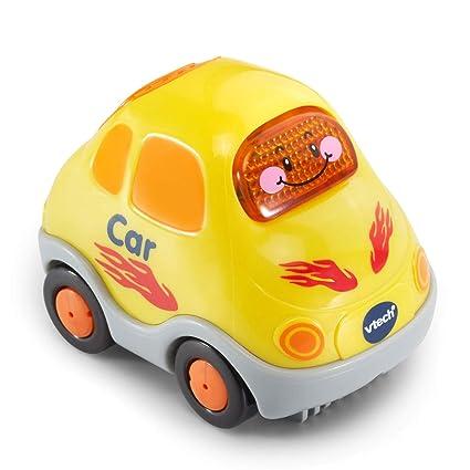 Amazon Com Vtech Go Go Smart Wheels Car Multicolor Toys Games