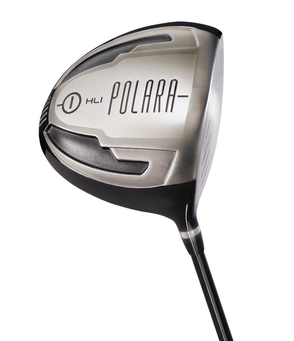 Polaraゴルフドライバー、hl1 B00FCCOD5O  スティッフ(46インチ)(Stiff (46-Inch))