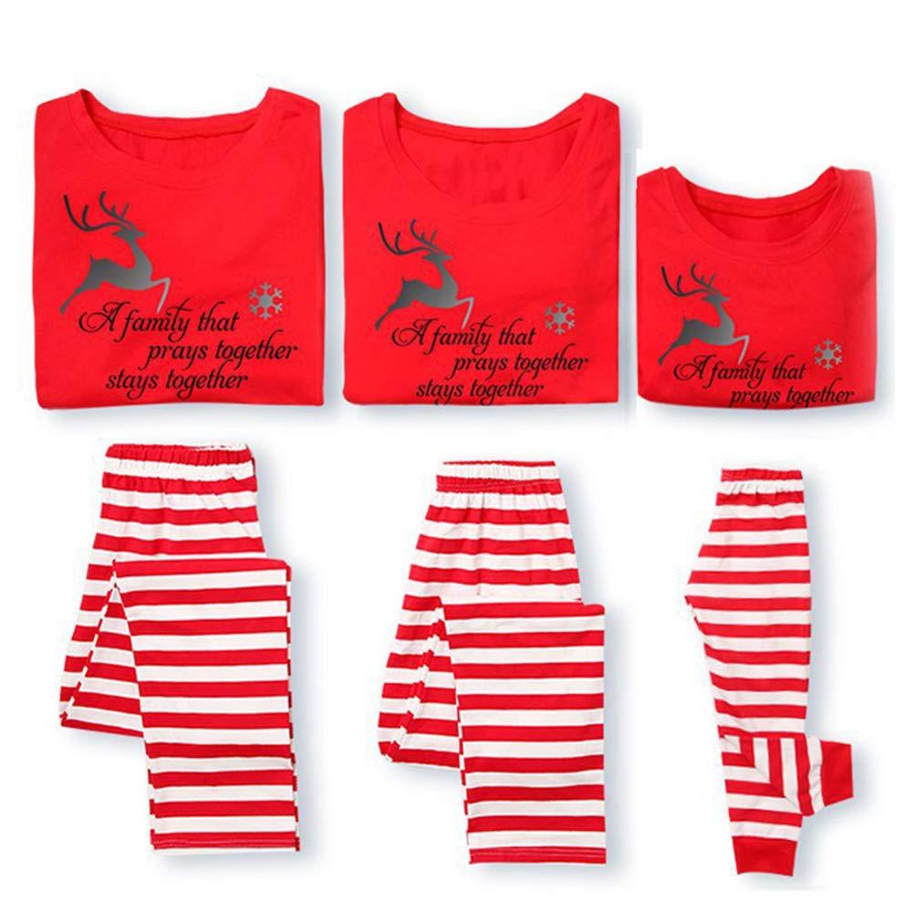 Pigiama natalizio coordinato per la famiglia Set pigiama natalizio per il papà Mamma Kid Homewear shiningup