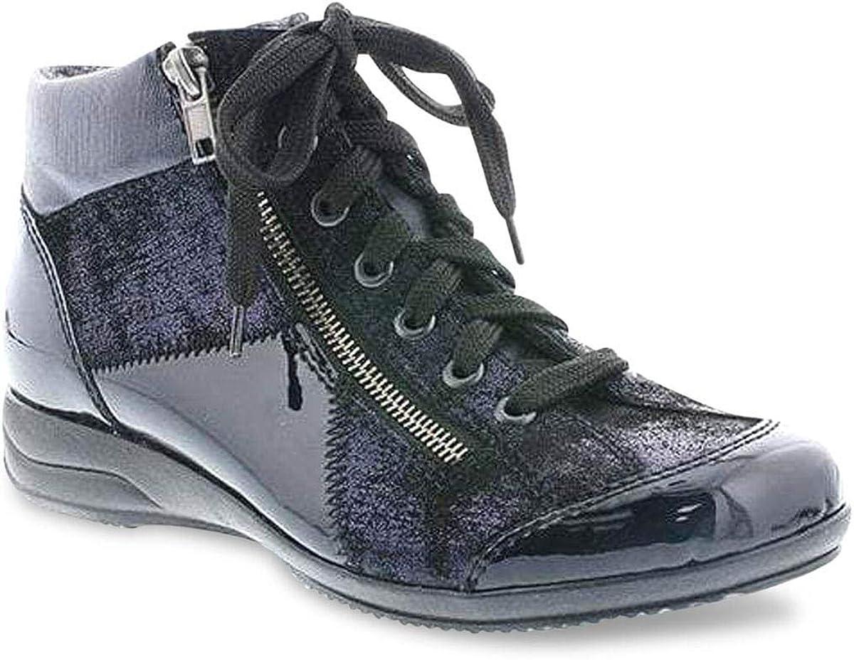 Rieker 44443, Botines Femme: : Chaussures et Sacs
