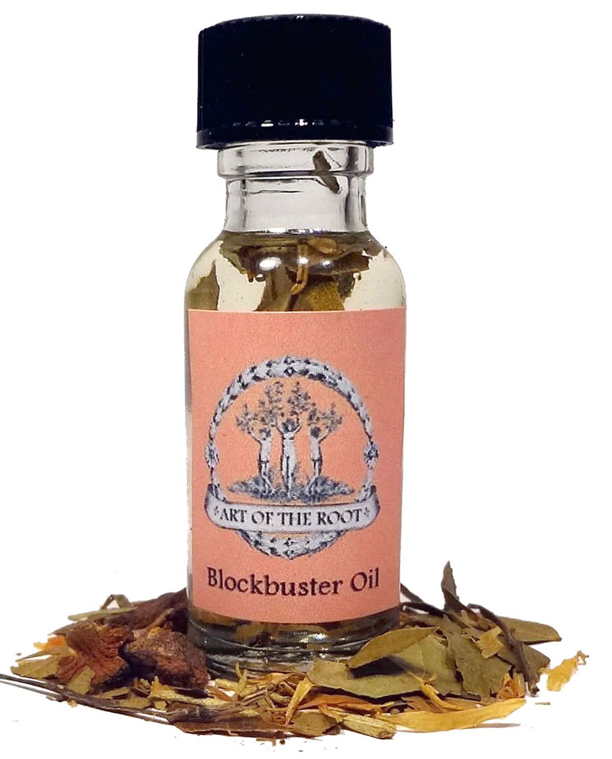 Blockbuster Oil 1/2 oz Hoodoo Voodoo Wicca Pagan Santeria
