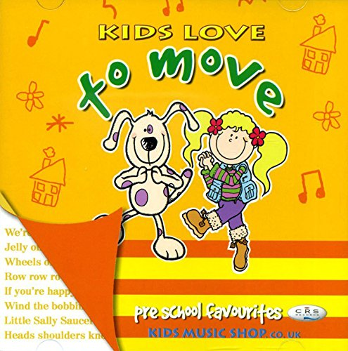 Kids Love to Move by CRS Publishing