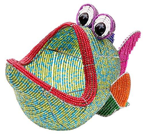 beaded fish - 8