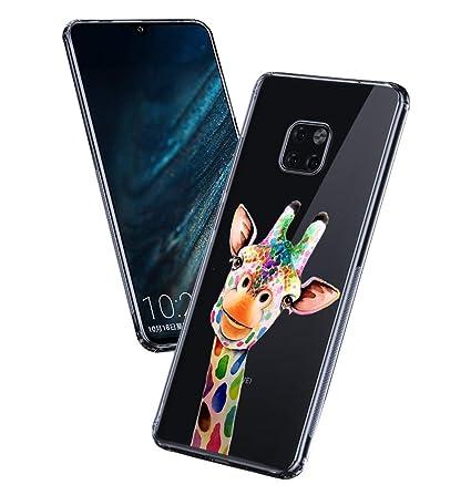 Amazon.com: LEMONCOVER - Carcasa para Huawei Mate 20 Pro ...