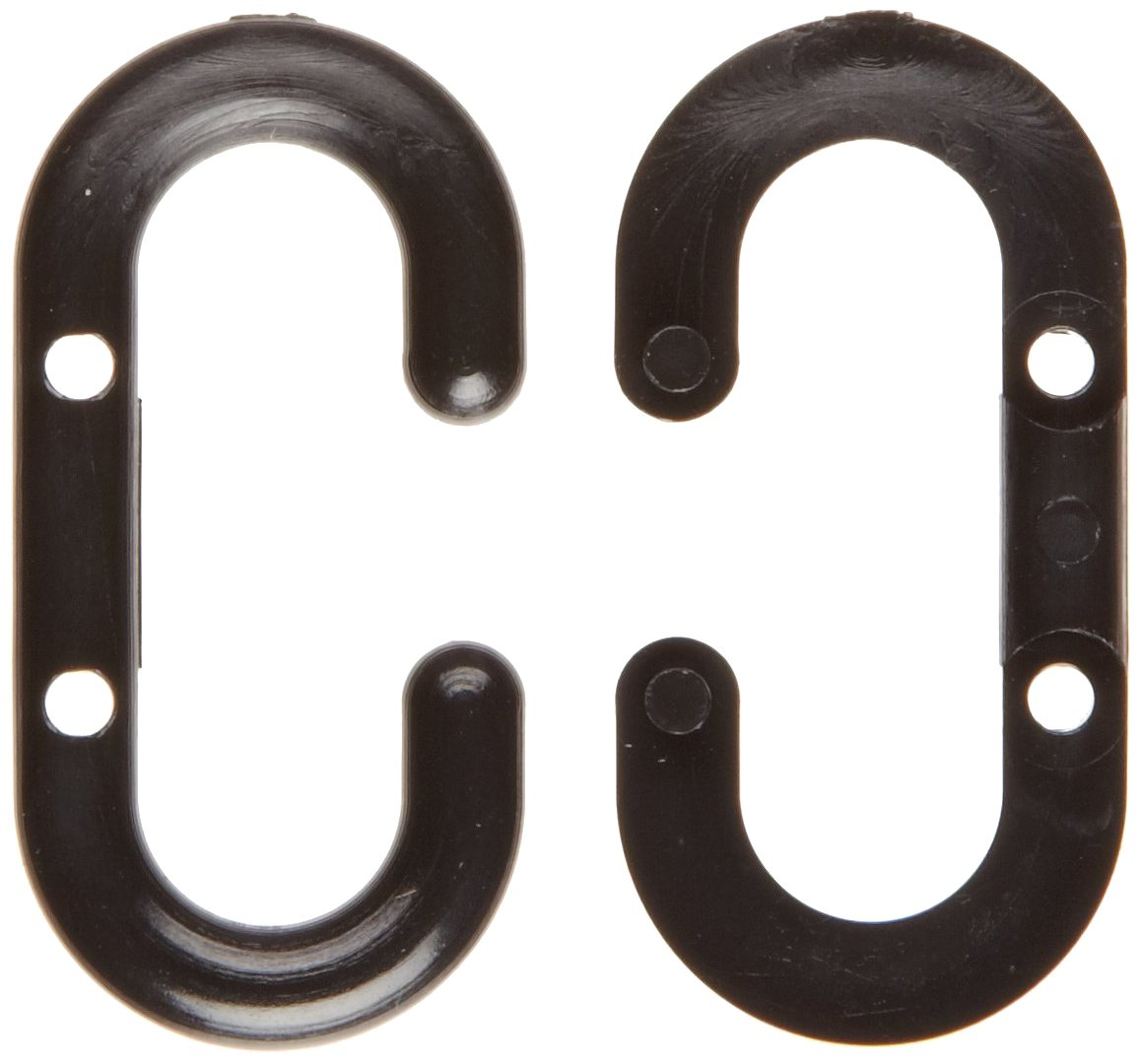Mr. Chain 30703 Black Plastic Master Link, 1.5'' link, 50 Count by Mr. Chain