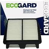 ECOGARD XA5657 Premium Engine Air Filter Fits Honda Fit