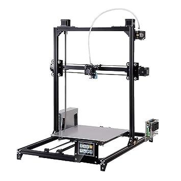 ZHIFEIS Impresora 3D Resina Impresora 3D Grande, FLSUN_C Plus ...