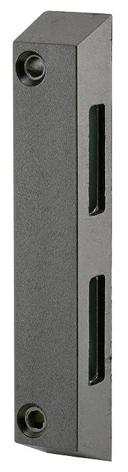 Prime-Line Products E 2061 Sliding Door Keeper Side Mount Black  sc 1 st  Amazon.com & Amazon.com: Prime-Line Products E 2061 Sliding Door Keeper Side ... pezcame.com