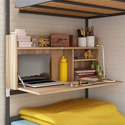Folding shelf Mesa Plegable Mesa Multifuncional Litera Cama ...