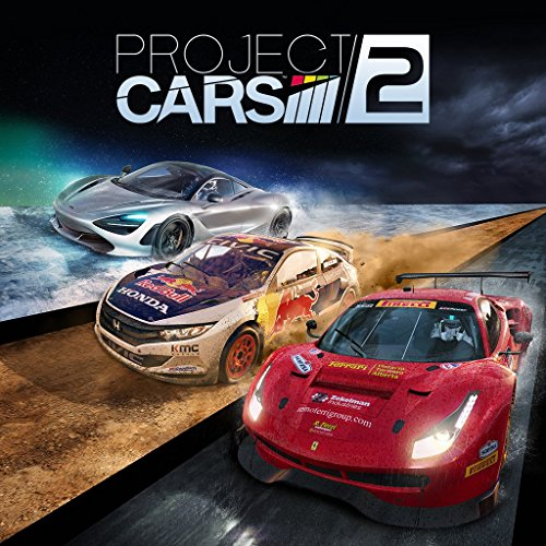 Project Cars 2 - PS4 [Digital Code] by Bandai